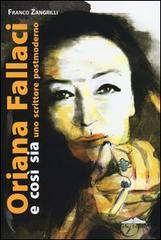 Oriana Fallaci e così sia