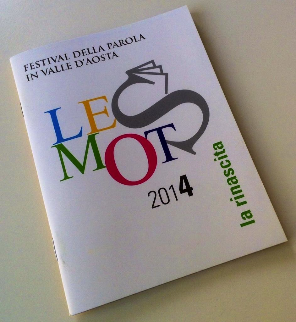Les Mots - Festival della Parola in Valle d'Aosta