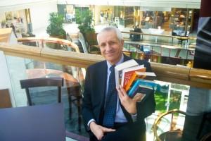 Roberto Ippolito direttore editoriale 'Libri al centro' Cinecittàdue (web)