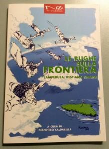 Le rughe sulla frontiera. Lampedusa: restiamo umani!