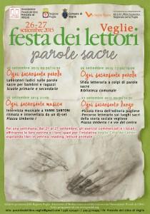 festadeiLettori_VEGLIE
