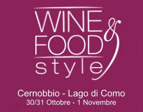 Wine food style 2015
