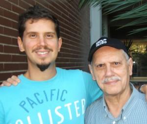 Federico Ligotti e Nelson Martinico_intervista CHRONICALIBRI