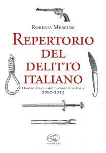 Repertorio del delitto italiano