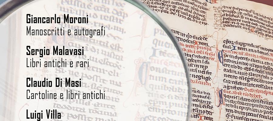 """""""Vecchi Libri in Piazza"""": Milano si interroga sul mondo del libro antico"""